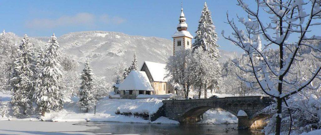 Бохинь Словения